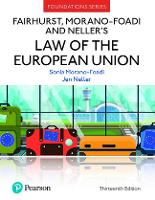 Fairhurst, Morano-Foadi and Neller's Law of the European Union