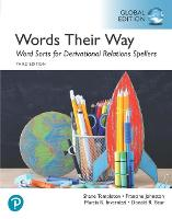 Words Their Way Word Sorts for Derivational Relations Spellers, Global Edition (Paperback)
