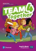 Team Together 4 Pupil's Book with Digital Resources Pack - Team Together