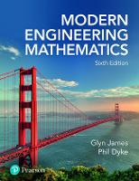 MyLab Math with Pearson eText - Instant Access - for Modern Engineering Mathematics 6th Edition