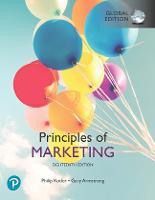 Principles of Marketing, Global Edition (Paperback)