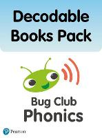 Bug Club Phonics Pack of Decodable Books (1 x 164 books) - Phonics Bug