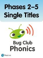 Bug Club Phonics Phases 2-5 Single Titles (79 books) - Phonics Bug