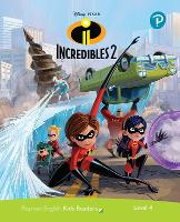 Level 4: Disney Kids Readers The Incredibles 2 Pack - Pearson English Kids Readers