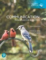 Communication: Principles for a Lifetime, Global Edition (Paperback)