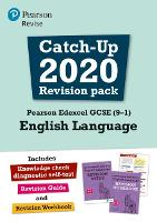 Pearson REVISE Edexcel GCSE (9-1) English Language Catch-up Revision Pack: (with free diagnostic test) for home learning, 2021 assessments and 2022 exams - REVISE Edexcel GCSE English 2015