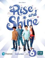 Rise and Shine American Level 6 Workbook with eBook