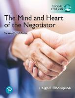 The Mind and Heart of the Negotiator [Global Edition] (Paperback)