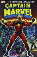 Captain Marvel By Jim Starlin: The Complete Collection (Paperback)