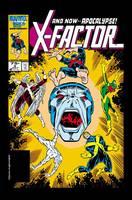 X-factor: Genesis & Apocalypse (Paperback)