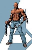 Luke Cage: Avenger (Paperback)