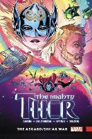Mighty Thor Vol. 3: The Asgard/shi'ar War (Paperback)
