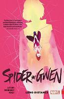 Spider-gwen Vol. 3: Long Distance (Paperback)