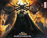 Marvel's Thor: Ragnarok - The Art Of The Movie (Hardback)