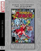 Marvel Masterworks: The Avengers Vol. 17 (Hardback)