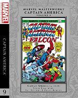 Marvel Masterworks: Captain America Vol. 9 (Hardback)