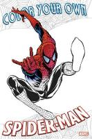 Color Your Own Spider-man (Paperback)