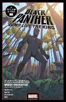 Black Panther: Long Live The King (Paperback)