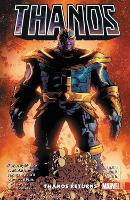 Thanos Vol. 1: Thanos Returns (Paperback)