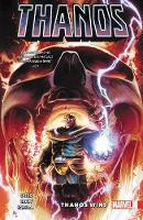 Thanos Wins By Donny Cates (Paperback)