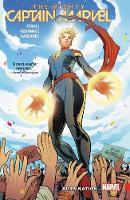 The Mighty Captain Marvel Vol. 1: Alien Nation (Paperback)