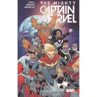 The Mighty Captain Marvel Vol. 2: Band Of Sisters (Paperback)