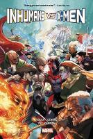 Inhumans Vs. X-men (Hardback)