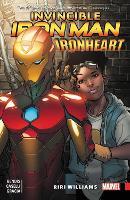 Invincible Iron Man: Ironheart Vol. 1 - Riri Williams (Paperback)