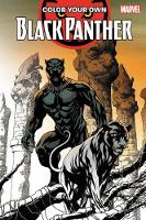 Color Your Own Black Panther (Paperback)