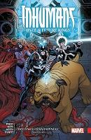 Inhumans: Once And Future Kings (Paperback)