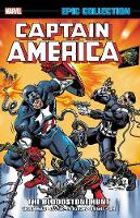 Captain America Epic Collection: The Bloodstone Hunt (Paperback)
