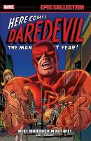 Daredevil Epic Collection: Mike Murdock Must Die (Paperback)