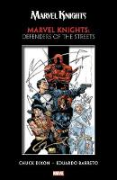 Marvel Knights: Defenders Of The Streets (Paperback)