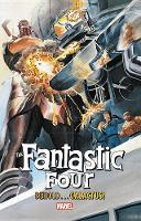 Fantastic Four: Behold...galactus! (Hardback)
