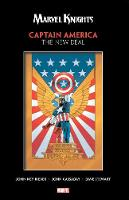 Marvel Knights: Captain America By Rieber & Cassaday - The New Deal (Paperback)