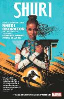 Shuri: The Search For Black Panther (Paperback)