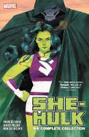 She-hulk By Soule & Pulido: The Complete Collection (Paperback)