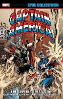 Captain America Epic Collection: The Superia Stratagem (Paperback)