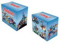 Avengers: Earth's Mightiest Box Set Slipcase