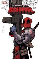 Despicable Deadpool (Hardback)