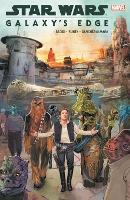 Star Wars: Galaxy's Edge (Paperback)