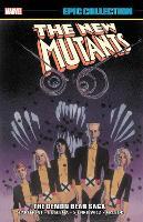 New Mutants Epic Collection: The Demon Bear Saga (Paperback)