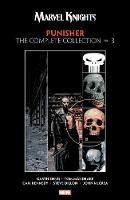 Marvel Knights Punisher By Garth Ennis: The Complete Collection Vol. 3 (Paperback)