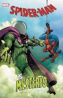 Spider-man Vs. Mysterio (Paperback)