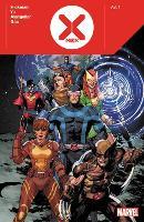 X-men By Jonathan Hickman Vol. 1 (Paperback)
