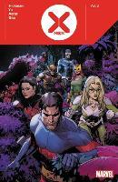 X-men By Jonathan Hickman Vol. 2 (Paperback)