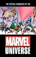 Official Handbook Of The Marvel Universe Omnibus (Hardback)