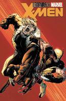 Legends Of Marvel: X-men (Paperback)