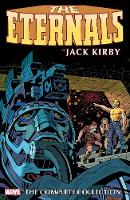 Eternals By Jack Kirby: The Complete Collection (Paperback)