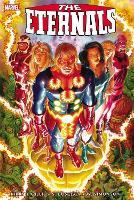 The Eternals: The Complete Saga Omnibus (Hardback)